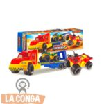 CAMION RALLY DURAVIT