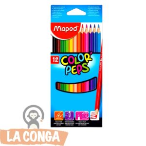 LAPICES MAPED x 12