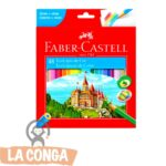 LAPICES FABER-CASTELL x 48