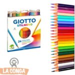 LAPICES GIOTTO X24