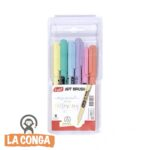 ART BRUSH PASTEL X 6